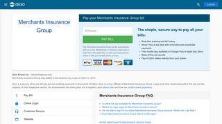 Merchants Insurance Group: Login, Bill Pay, Customer Service and ...
