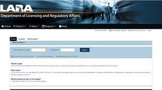 MiPLUS - Accela Citizen Access