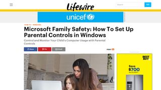 Microsoft Family Safety: How To Set Up Parental Controls in Windows
