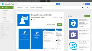 Intune Company Portal - Apps on Google Play