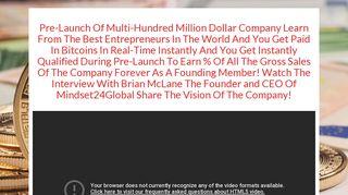 Mindset 24 Global | Bitcoins Wealth Club