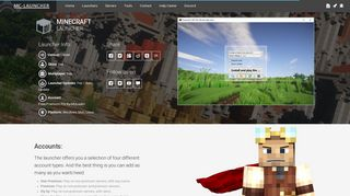 Minecraft - Mc-launcher.com