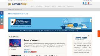 Mirae Asset Mutual Fund, Mirae Asset Mutual Fund Login, Mutual ...