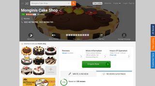 Monginis Cake Shop - Cake Shops in Mumbai - Justdial