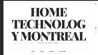 Free WiFi at YUL - Home Technology Montreal