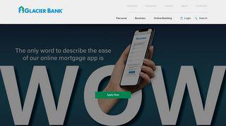 Home › Glacier Bank