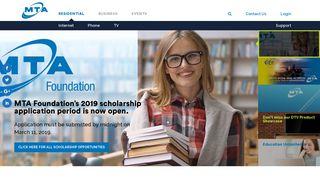 MTA - Matanuska Telephone Association | Alaska Internet, Phone ...