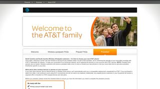 Welcome Alltel - AT&T