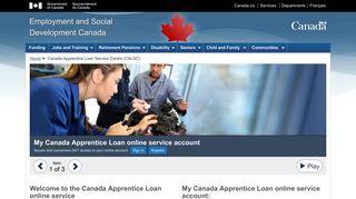 Home - Canada Apprentice Loan Service Centre (CALSC)