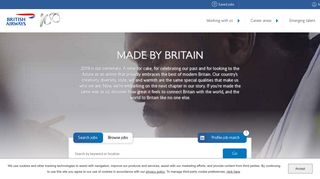 British Airways - Careers