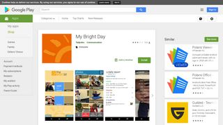 My Bright Day - Apps on Google Play