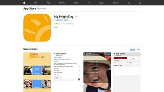 My Bright Day on the App Store - iTunes - Apple