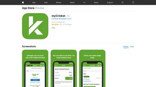 myCricket on the App Store - iTunes - Apple