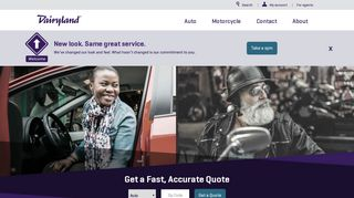Dairyland® insurance: Affordable Auto and Motorcycle Insurance