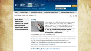 eFiling - Florida Courts