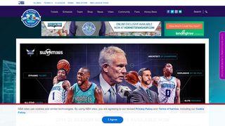 2018 Season Renewals   Charlotte Hornets - NBA.com