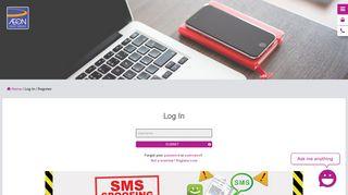 Log In | AEON Credit Service Malaysia