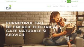 Eva Energy: Furnizor de Energie Electrica si Gaze Naturale