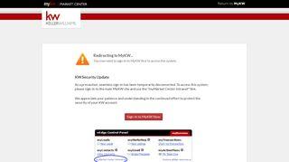myMarket Center Intranet - Browser Support