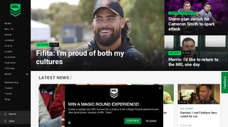 NRL: The official website of the National Rugby League