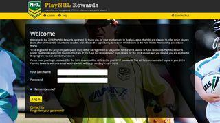 Play NRL Rewards