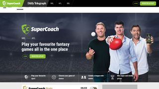 The Daily Telegraph SuperCoach NRL