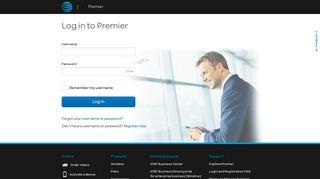 AT&T Premier - Login - AT&T Wireless