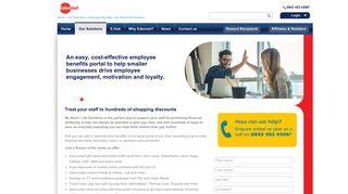 My Work/Life Solution - Employee Benefits, Incentives & Rewards ...