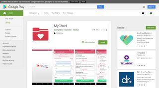MyChart - Apps on Google Play