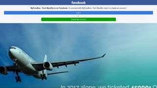 MyFareBox - from Mystifly - Home - Facebook Touch