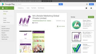 Mi Lifestyle Marketing Global Private Limited - Apps on Google Play