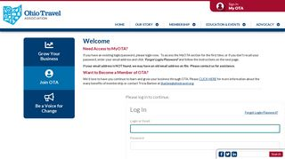 OTA - Ohio Travel Association