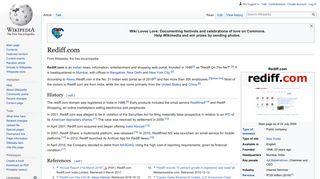 Rediff.com - Wikipedia