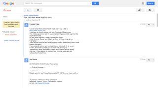 Site problem www.myuhc.com - Google Groups