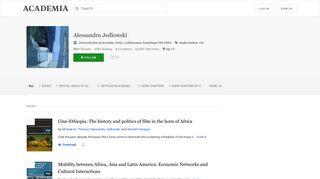 Alessandro Jedlowski   University of Liege - Academia.edu