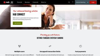 NAB Connect – Business Banking made easy - NAB