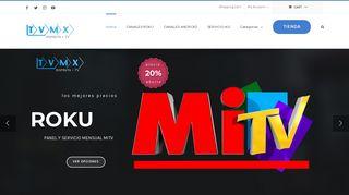 tv online e IKS – canales para roku mitv,elitetv, oneprime, apk para ...