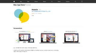 NateOn on the Mac App Store - iTunes - Apple