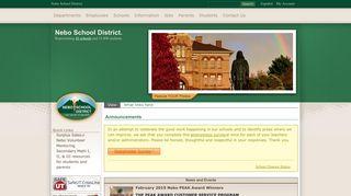 Nebo School District