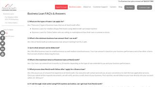 Apply for Business Loan | Point of Sale & Merchant ... - NeoGrowth