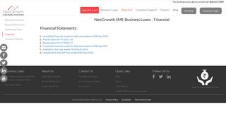 Financial - NeoGrowth | SME business loan in India