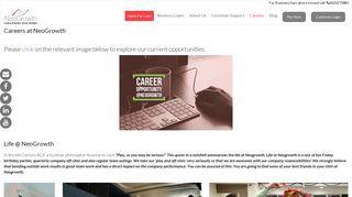 Careers - NeoGrowth