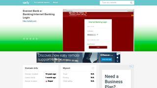 netebl.com - Everest Bank e-Banking:Interne... - Netebl - Sur.ly