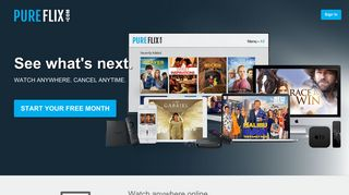 Pure Flix - Watch Family Friendly Movies and TV Shows Online