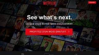 Netflix France - Regardez des séries TV en ligne, Regardez des ...