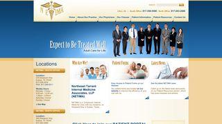 Euless Internal Medicine | Bedford Internal Medicine Clinic | Hurst ...