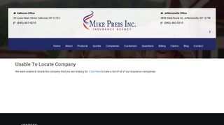 New York Mutual Underwriters - Insurance Company