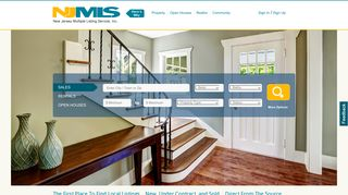 New Jersey Multiple Listing Service - Search for Homes in New Jersey