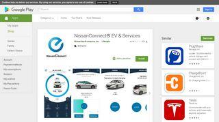 NissanConnect® EV & Services - Apps on Google Play