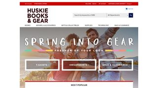 NIU Bookstore Apparel, Merchandise, & Gifts - eFollett